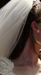 Mia Wedding Portrait